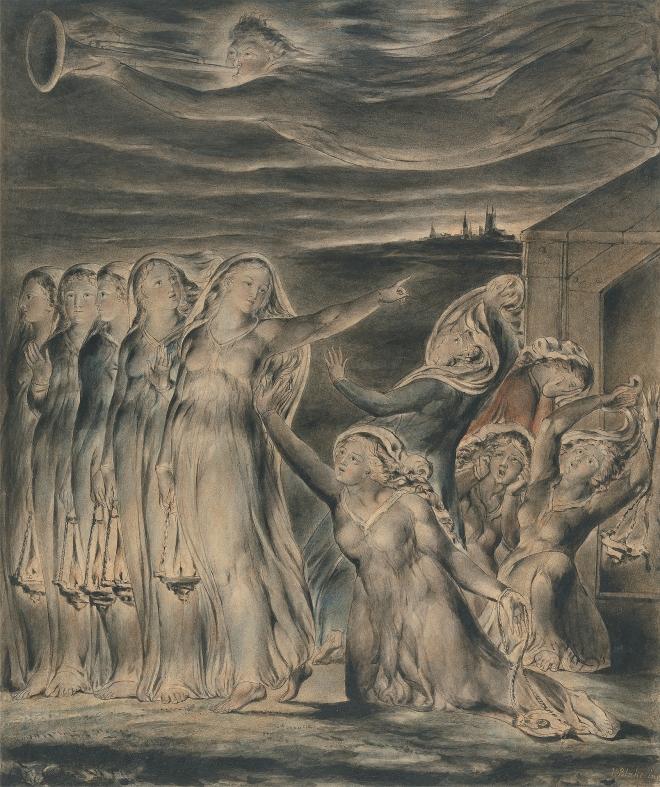 Image result for five foolish virgins lamps
